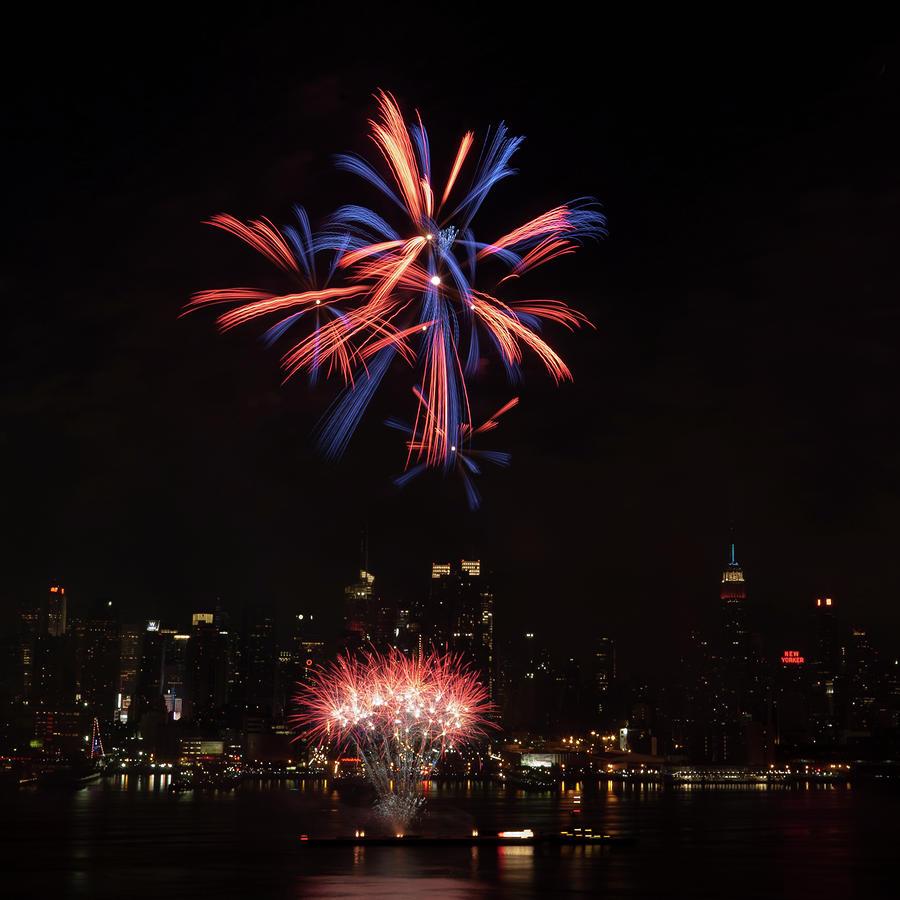 Macys Fireworks II Photograph