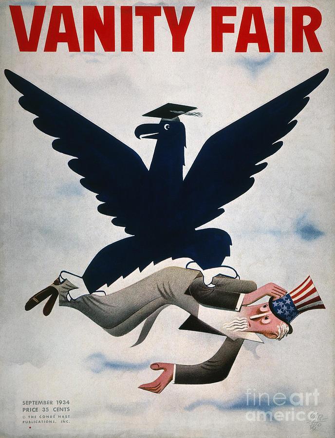 Magazine: New Deal, 1934 Photograph