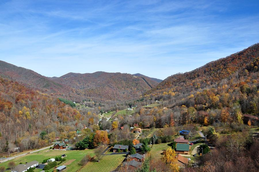 Maggie Valley by Sabrina Hall