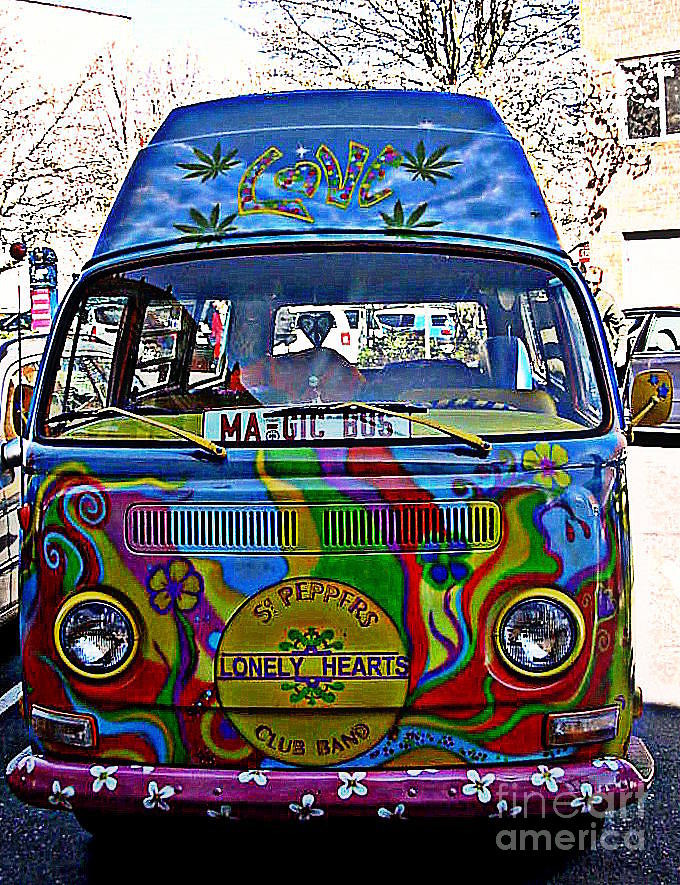 Magic Bus Photograph