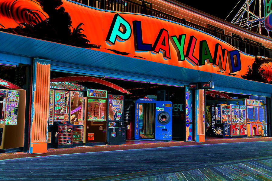 Magical Playland Photograph