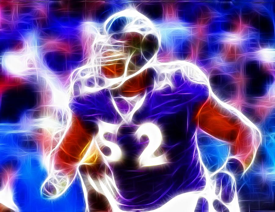 Magical Ray Lewis Painting
