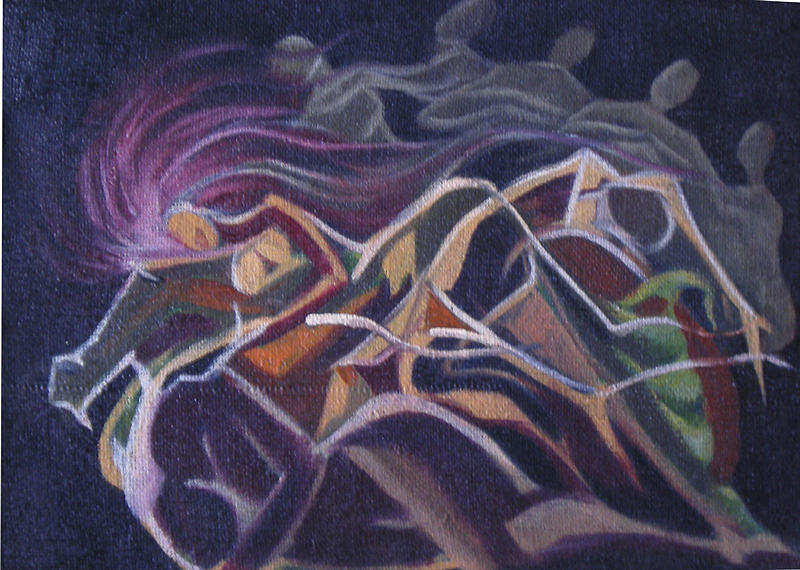 Magnetism Painting