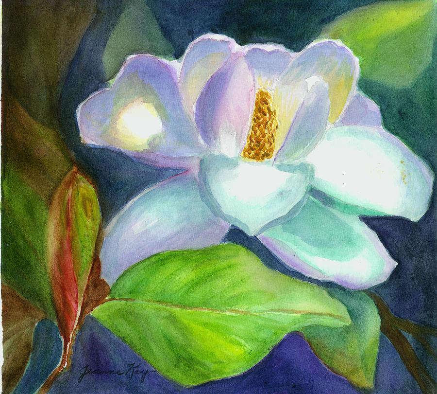 magnolia painting - photo #26