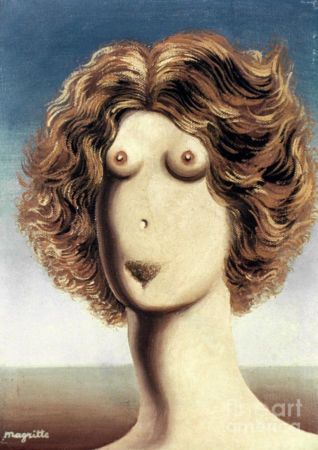Magritte: Rape Photograph