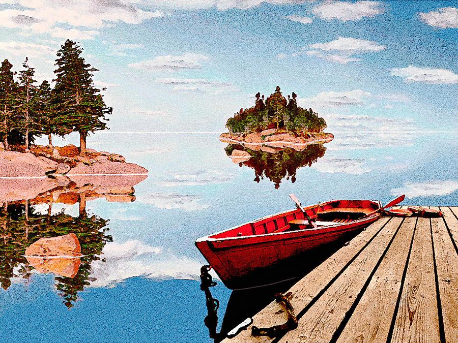 Maine-tage Photograph
