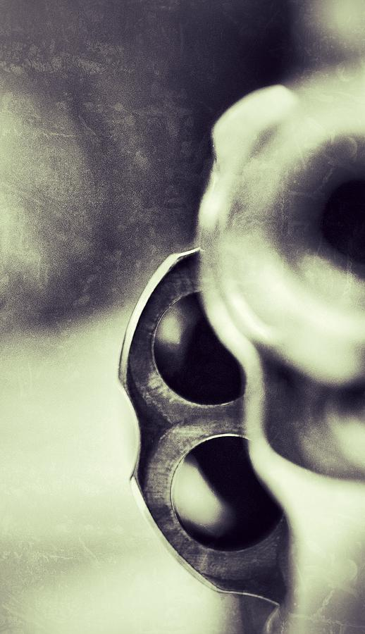 Guns Photograph - Make My Day by Pair of Spades