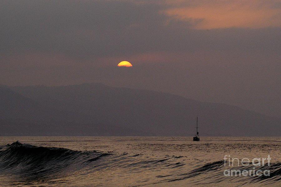 Malibu Sunrise Photograph