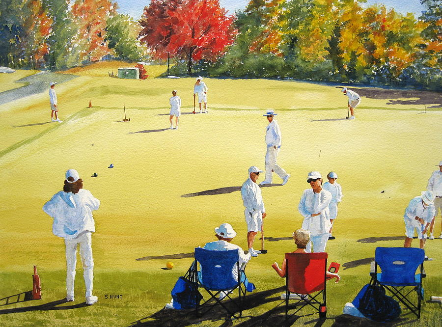 Mallet Masters Painting