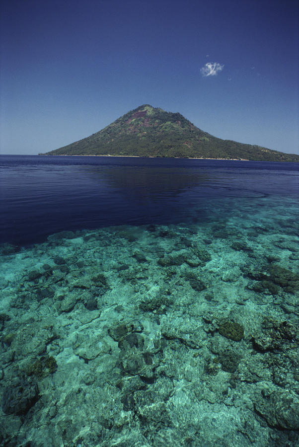 Manado Tua Island Photograph  - Manado Tua Island Fine Art Print
