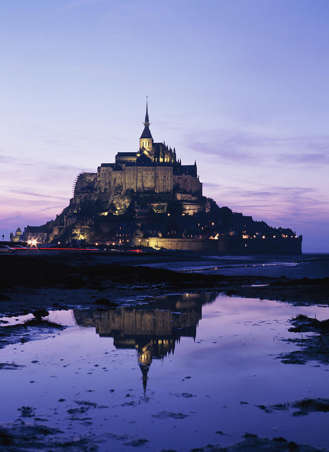 mance mont st michel photograph by axiom photographic