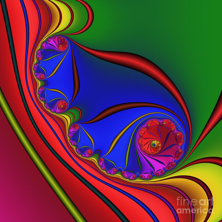 Mandala 158 Digital Art