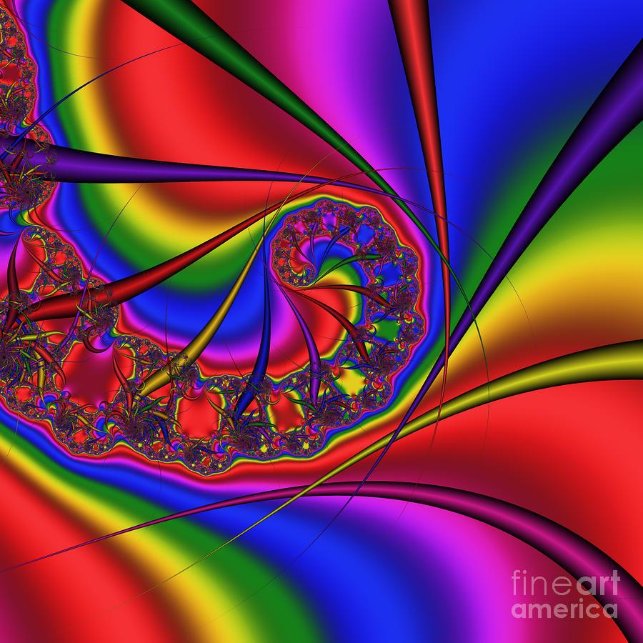 Mandala 163 Digital Art