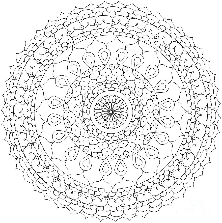 google images mandala coloring pages - photo#20