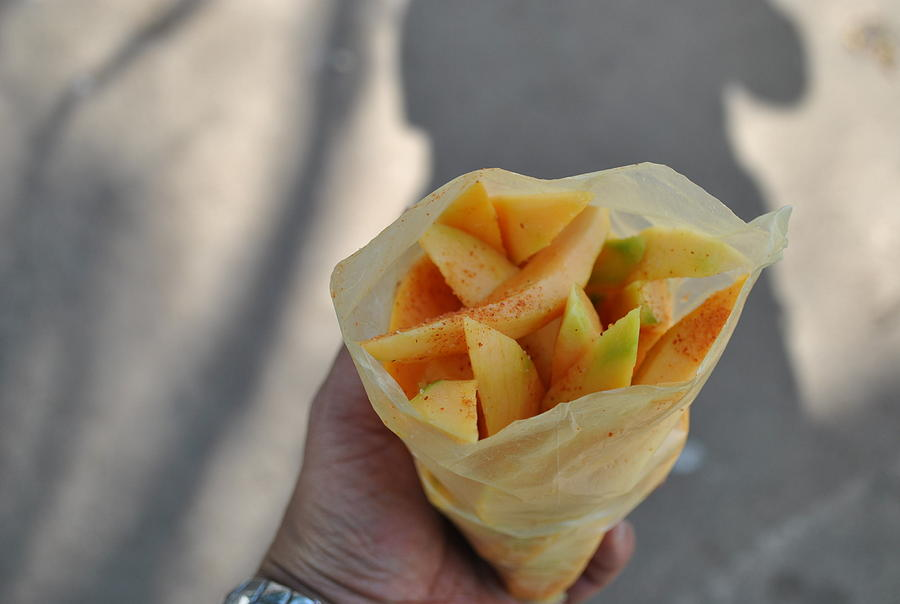 Mango Photograph - Mango Mix by Nimmi Solomon