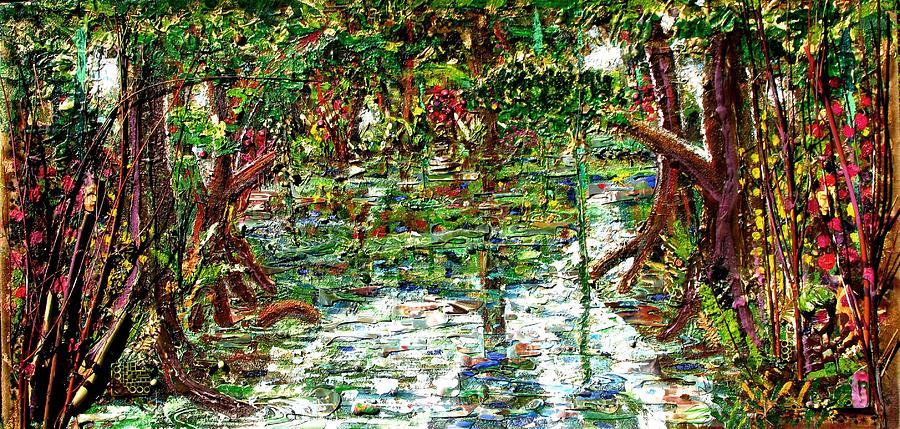 Mangroove Painting