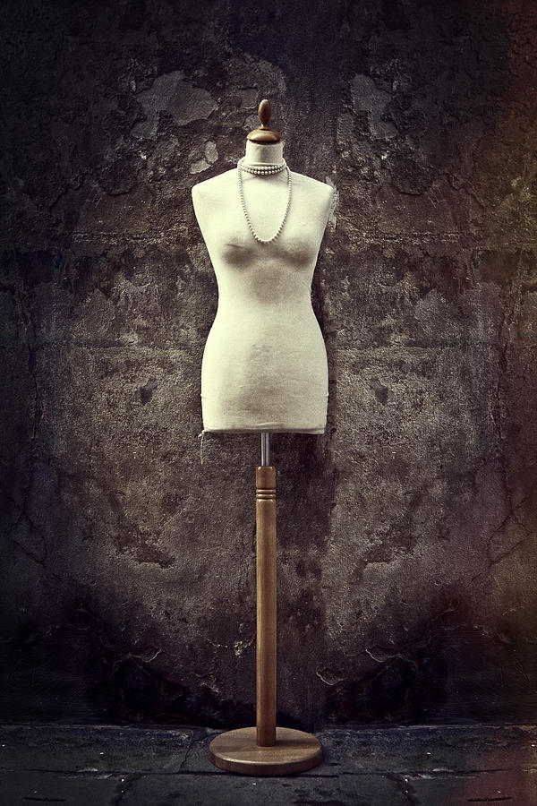 Mannequin Photograph  - Mannequin Fine Art Print