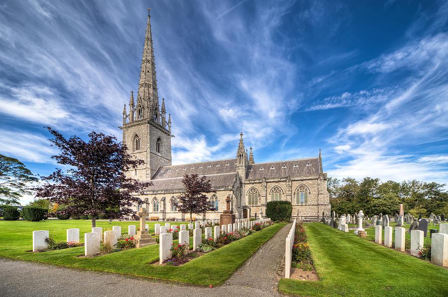 Marble Church Photograph