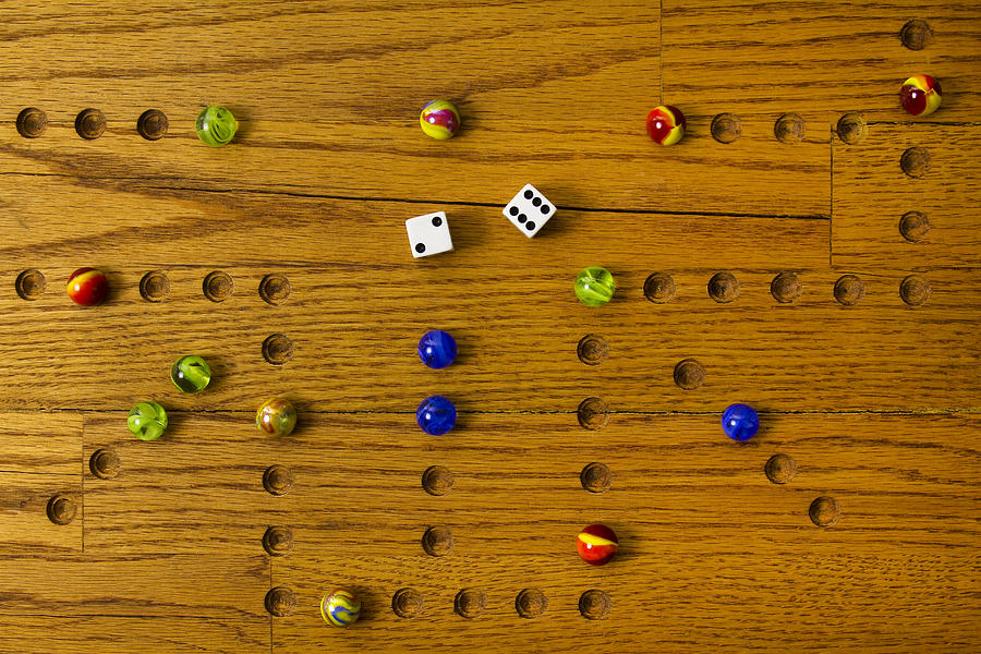 Marbles Game Board