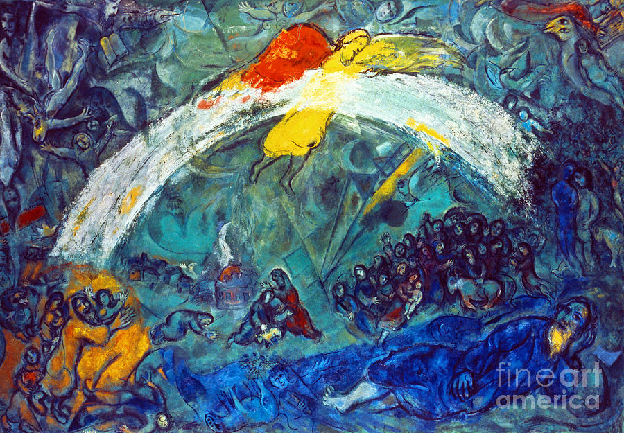 Marc Chagall Photograph