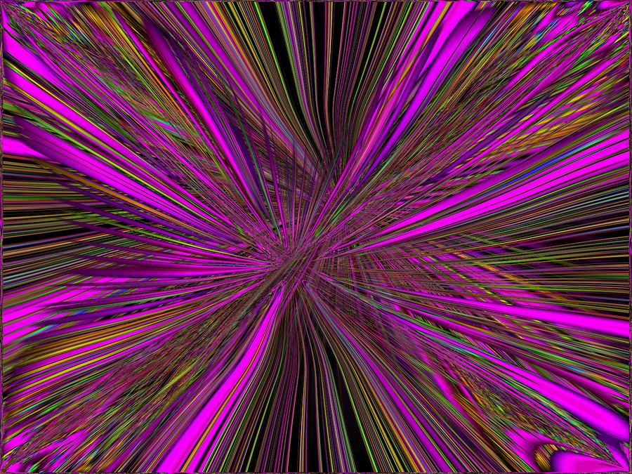 Mardi Gras Digital Art