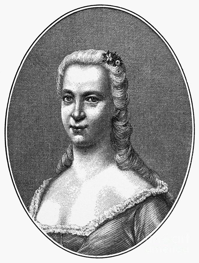 18th Century Photograph - Margareta Moller Klopstock by Granger