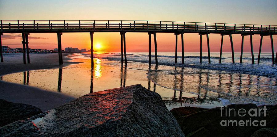 Margate Sunrise Photograph