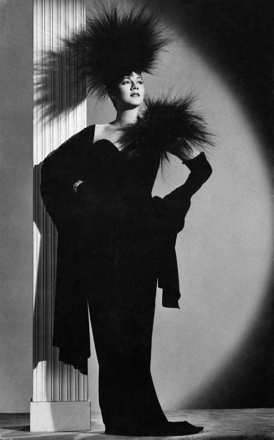 Maria Montez, Ca. Mid-1940s Photograph