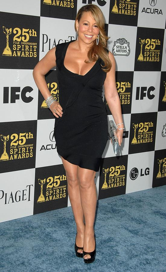 Mariah Carey In Attendance For 25th Photograph