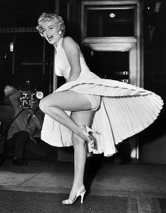 Marilyn Monroe Photograph