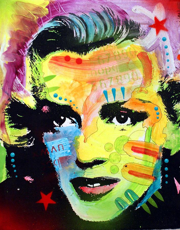 Marilyn Monroe I Painting