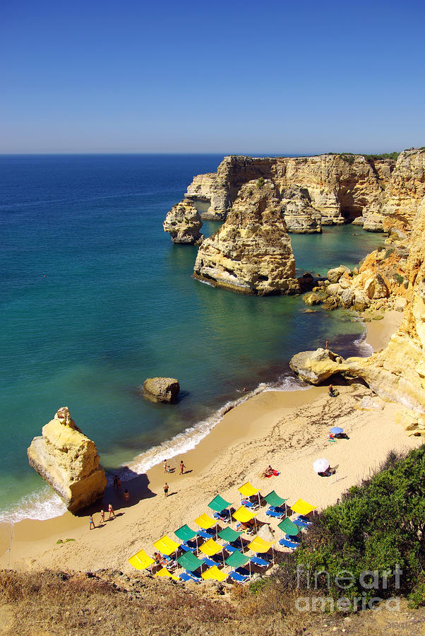 Marinha Beach Photograph
