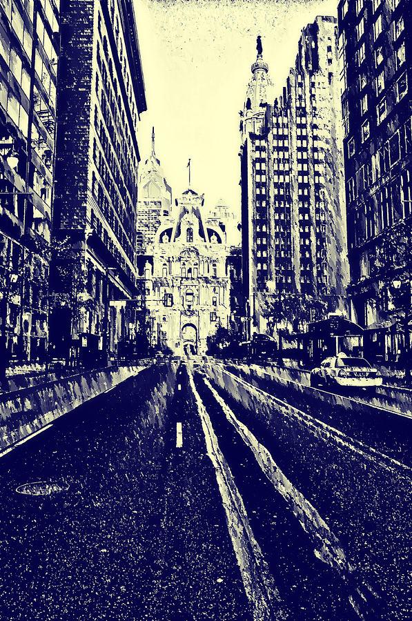 Market Street  Photograph