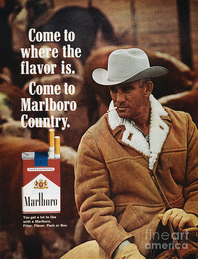 """an overview of the advertisement for the marlboro cigarettes in the united states of america Philip morris international, maker of the world's leading cigarette brand marlboro, has rolled out influencer campaigns in multiple countries in indonesia, a marlboro campaign called """"i decideto"""" has been viewed more than 47 million times online."""