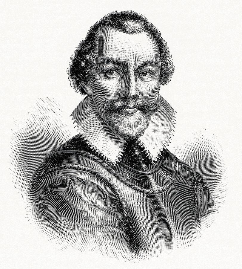 Martin Frobisher, English Explorer Photograph