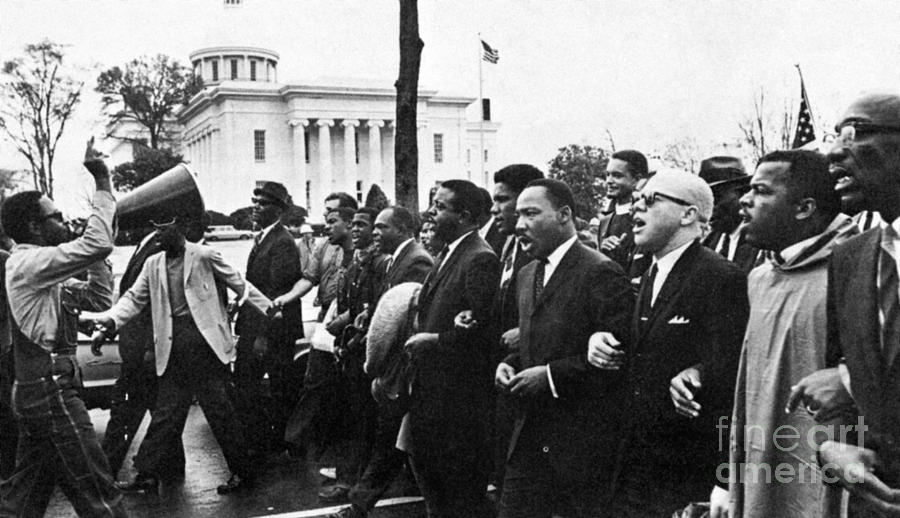 Martin Luther King, Jr Photograph