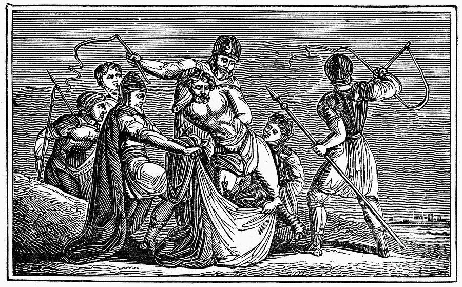 Martyrdom: Saint Julian Photograph