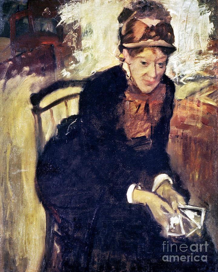 Mary Cassatt (1845-1926) Photograph