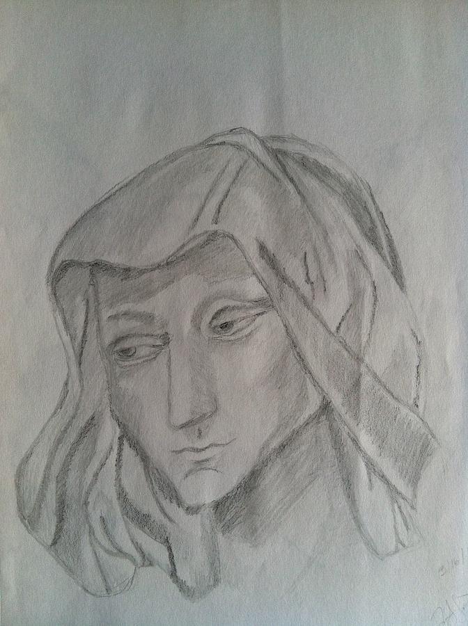 Mary Mary Drawing