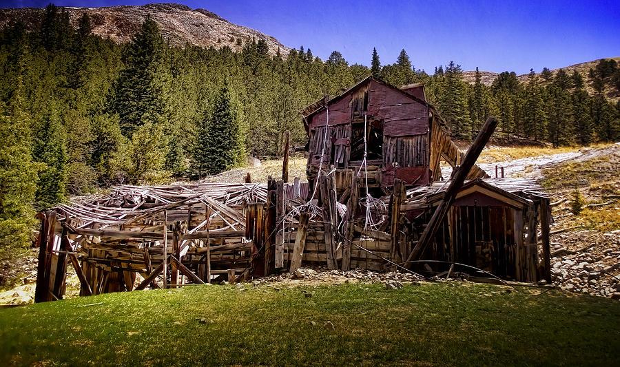 Mary Murphy Mine Photograph
