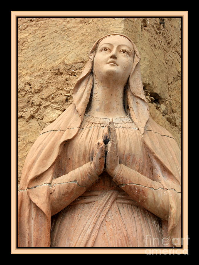 Marys Prayers Photograph