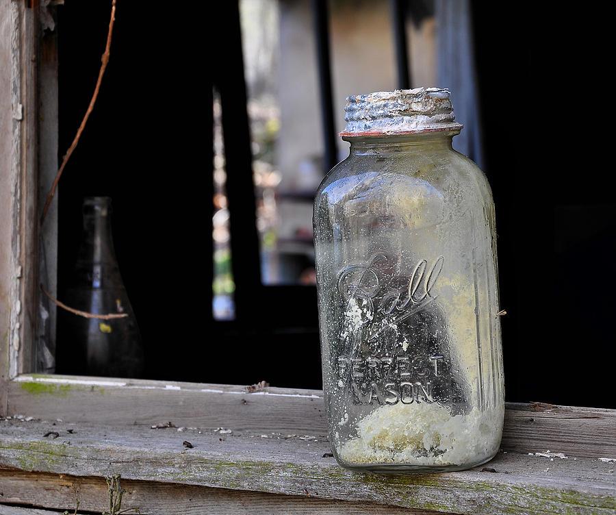 Mason Jar Photograph