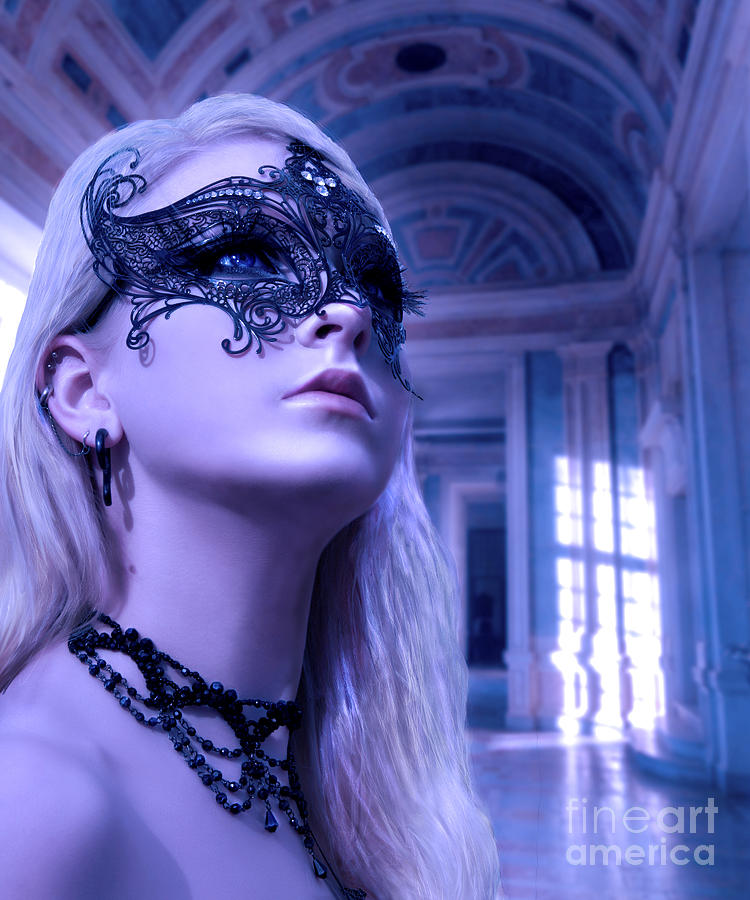 Masquerade Ball  Digital Art