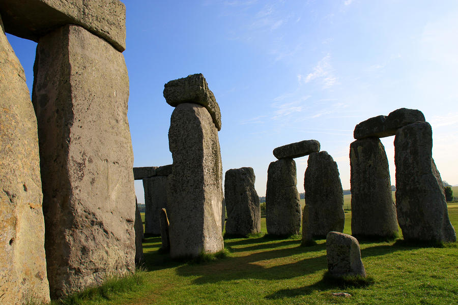 Massive Stones Photograph