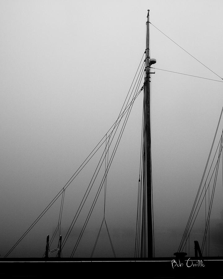 Mast And Rigging Photograph  - Mast And Rigging Fine Art Print