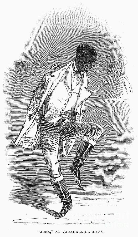 1848 Photograph - Master Juba (c1825-c1852) by Granger