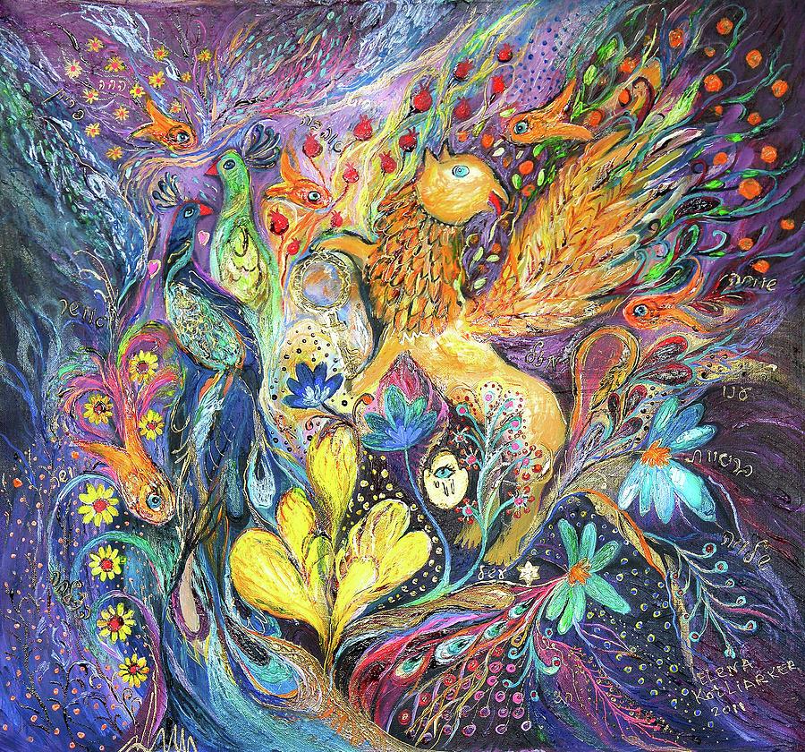 Master Of The Magic Key Painting
