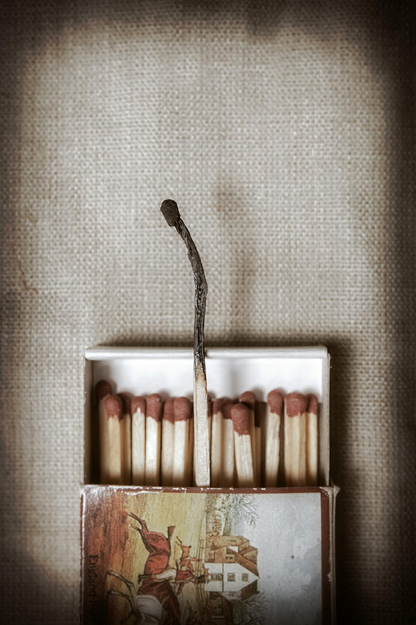 Matches Photograph  - Matches Fine Art Print