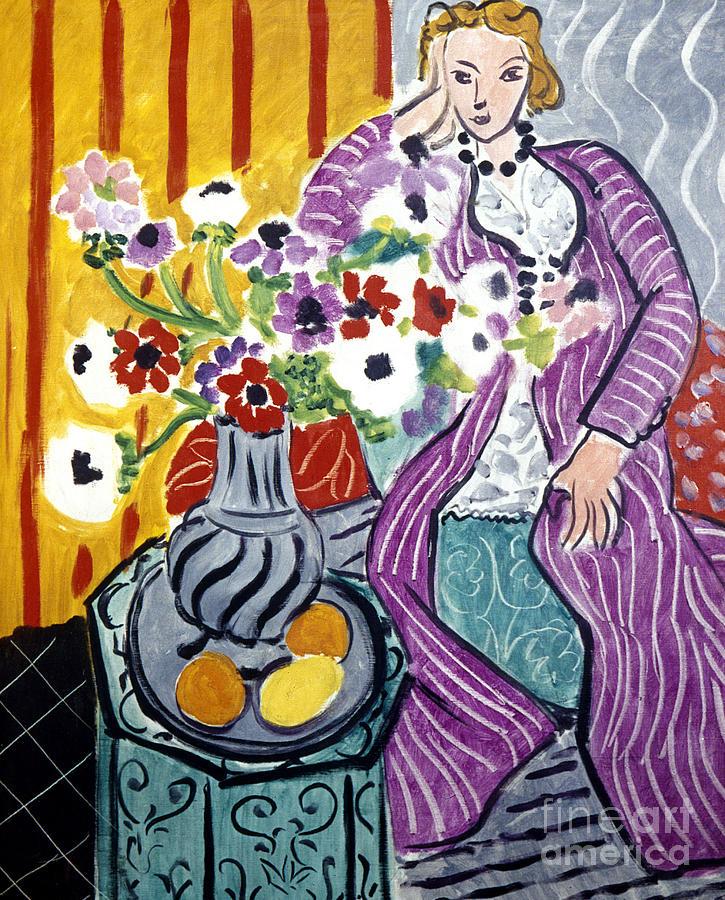 Matisse: Robe, 1937 Photograph