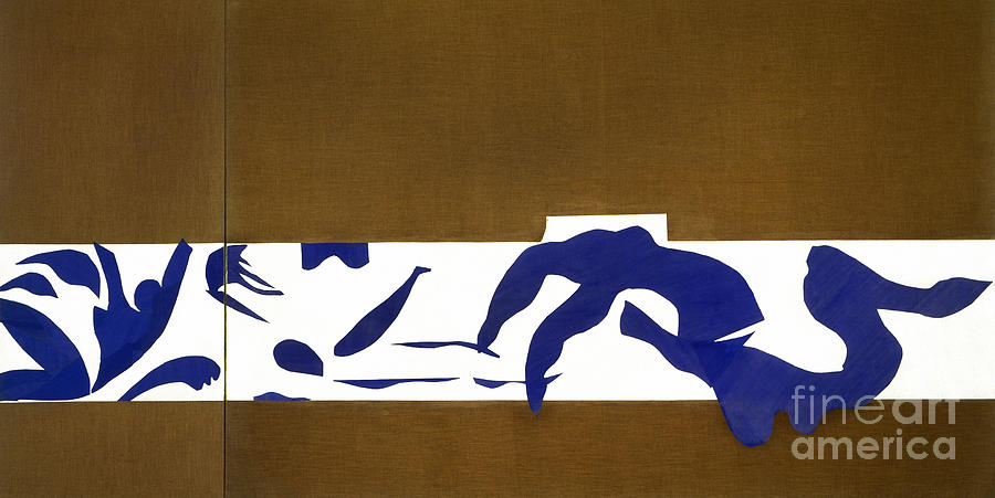 Matisse: The Swimming Pool Photograph